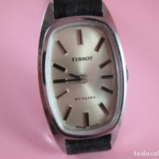 Relojes - Tissot: RELOJ-TISSOT STYLIST-SEÑORA-SWISS MADE-18X24 MM-NUEVO-NOS-VER FOTOS. Lote 104733179