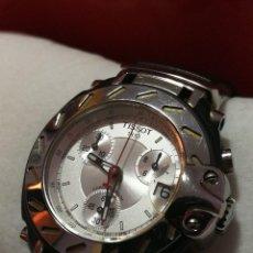 Relojes - Tissot: PRECIOSO RELOJ TISSOT 1853 T-RACE CRONÓGRAFO- CAJA Y DOCUMENTACIÓN, PERFECTO ESTADO.. Lote 105728311