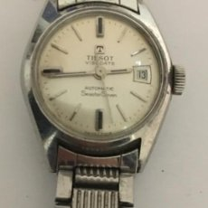 Relojes - Tissot: RELOJ TISSOT VISODATE AUTOMÁTICO SEASTAR SEVEN EN VINTAGE EN FUNCIONAMIENTO. Lote 105946947