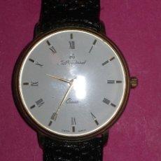 Relojes - Tissot: RELOJ MATHEY-TISSOT QUARZ AÑOS 80 SUIZA NUEVO EN SU CAJA Y DOCUMENTACIÓN ORIGINAL. Lote 112147023
