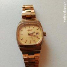 Relojes - Tissot: RELOJ TISSOT AUTOMATIC MUJER CON CALENDARIO. Lote 114700131