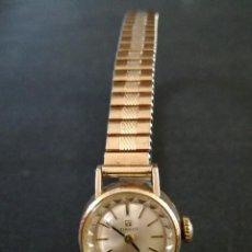 Relojes - Tissot: ANTIGUO RELOJ DE PULSERA TISSOT DE MUJER A CUERDA. FUNCIONANDO. Lote 114742123