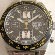 Relojes - Tissot: CHRONOGRAPH AUTOMATIC TISSOT PRS 516, 42MM, CON CAJA, IMPECABLE. Lote 118865843