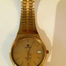 Relojes - Tissot: BONITO RELOJ TISSOT DE LOS 80. Lote 122224438