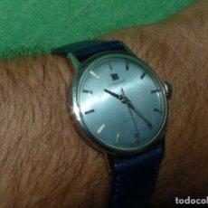 Relojes - Tissot: ELEGANTE RELOJ TISSOT SEASTAR CARGA MANUAL CALIBRE 781 RARISIMA ESFERA AZUL VINTAGE AÑOS 60. Lote 122623315