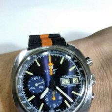 Relojes - Tissot: TISSOT NAVIGATOR CRONÓGRAFO. Lote 123339500