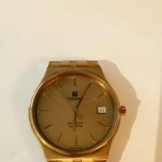 Relojes - Tissot: RELOJ TISSOT DE LOS 80. Lote 123991158