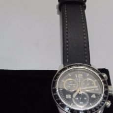 Relojes - Tissot: RELOJ CRONÓGRAFO TISSOT DE CUARZO, CON CRISTAL DE ZAFIRO - EN SU ESTUCHE. Lote 124290311