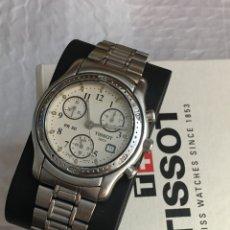 Relojes - Tissot: RELOJ TISSOT J178/278 PR 50 CHRONOGRAF CALENDAR COMO NUEVO. Lote 127822060