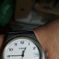 Relojes - Tissot: RELOJ TISSOT SEASTAR CON CAJA ORIGINAL VER FOTOS Y VIDEO. Lote 128120499