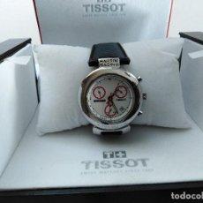 Relojes - Tissot: RELOJ TISSOT TIMELINE MARTINI RACING CON SU CAJA.. Lote 133175586