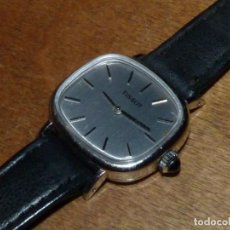Relojes - Tissot: ELEGANTE RELOJ TISSOT CARGA MANUAL CALIBRE 2141 (OMEGA 625) CORREA ORIGINAL VINTAGE AÑOS 70. Lote 134709854