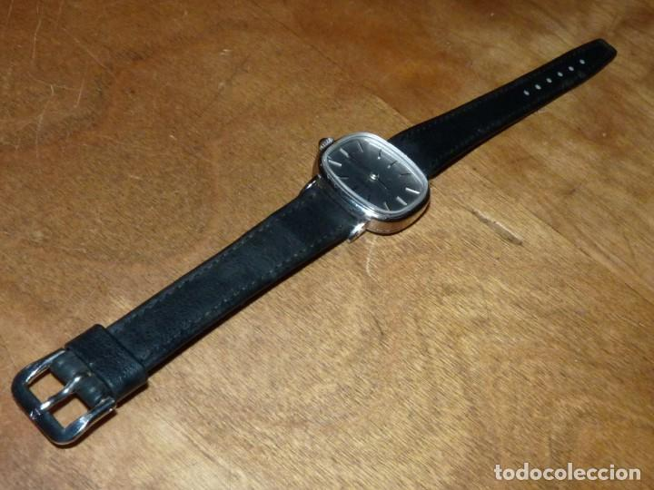 Relojes - Tissot: Elegante reloj Tissot carga manual CALIBRE 2141 (Omega 625) correa original vintage años 70 - Foto 3 - 134709854