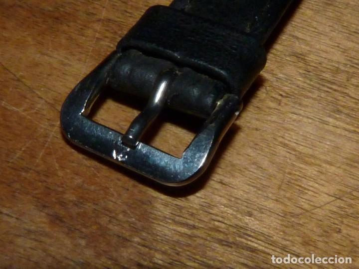 Relojes - Tissot: Elegante reloj Tissot carga manual CALIBRE 2141 (Omega 625) correa original vintage años 70 - Foto 4 - 134709854