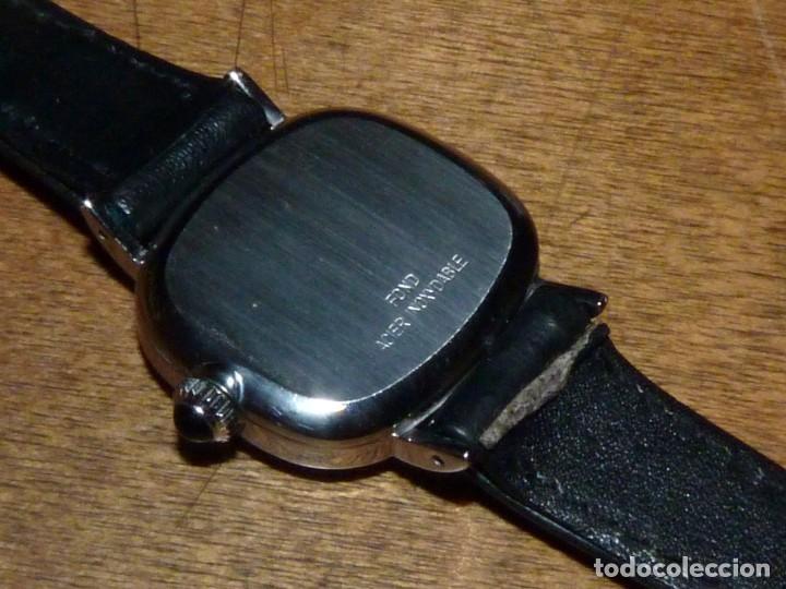 Relojes - Tissot: Elegante reloj Tissot carga manual CALIBRE 2141 (Omega 625) correa original vintage años 70 - Foto 6 - 134709854