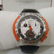 Relojes - Tissot: TISSOT T-TRACX. Lote 136233545