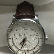 Relojes - Tissot: RELOJ TISSOT T-CLASSIC TRADITION PERPETUAL CALENDAR COMO NUEVO. Lote 136740592