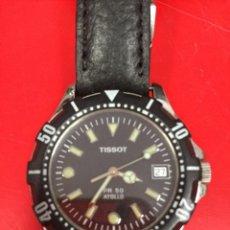 Relojes - Tissot: RELOJ TISSOT DE CABALLERO. Lote 138688745