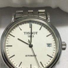 Relojes - Tissot: RELOJ TISSOT AUTOMÁTICO 1853 EN ACERO COMPLETO COMO NUEVO. Lote 143719386