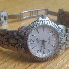 Relojes - Tissot: RELOJ TISSOT SEÑORA. Lote 142671478