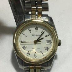 Relojes - Tissot: RELOJ TISSOT PR100 QUARTZ CON DIAL EN ACERO P330/430. Lote 145466982