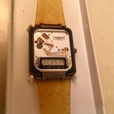 Relojes - Tissot: TISSOT TWOTIMER AÑOS 80. Lote 127649215