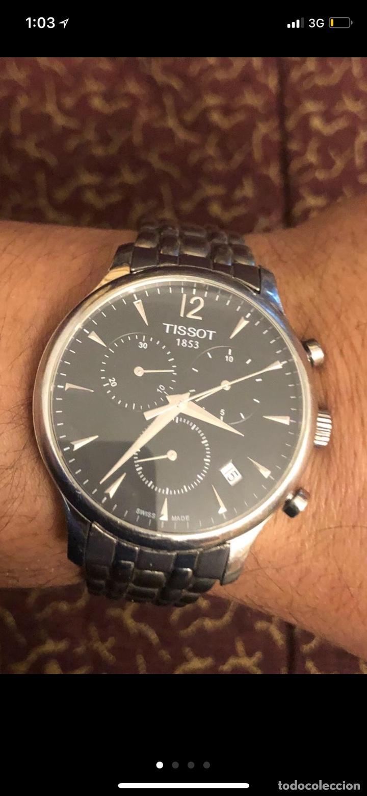 RELOJ TISSOT CRONÓGRAFO (Relojes - Relojes Actuales - Tissot)