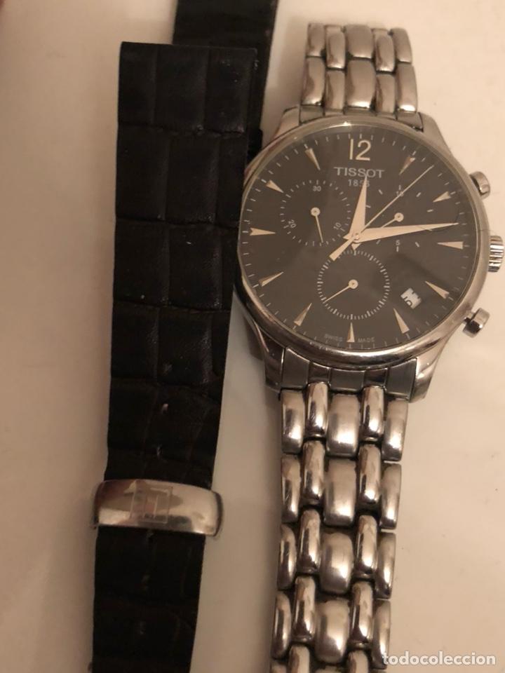 Relojes - Tissot: Reloj tissot cronógrafo - Foto 2 - 146596006