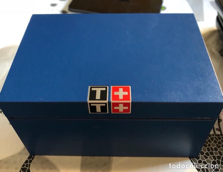 RELOJ TISSOT T SPORT PRC 200 PRÁCTICAMENTE NUEVO (Relojes - Relojes Actuales - Tissot)