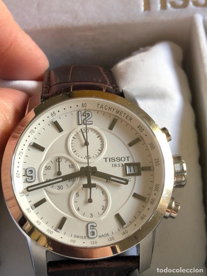 Relojes - Tissot: Reloj tissot t sport prc 200 prácticamente nuevo - Foto 3 - 148016068