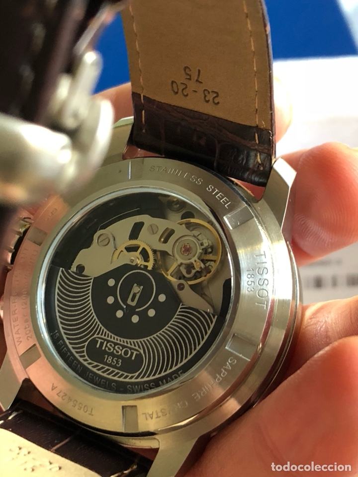 Relojes - Tissot: Reloj tissot t sport prc 200 prácticamente nuevo - Foto 4 - 148016068