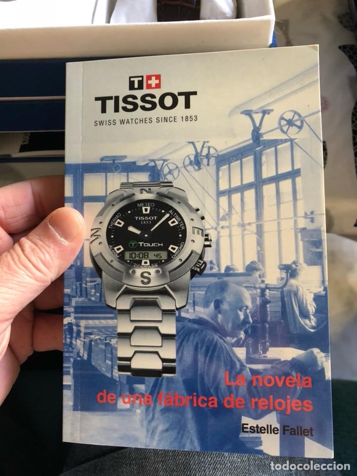 Relojes - Tissot: Reloj tissot t sport prc 200 prácticamente nuevo - Foto 6 - 148016068