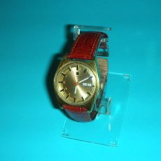 Relojes - Tissot: AUTHENTIC TISSOT SEASTAR PR 516 GL AUTOMATIC WATCH SWISS , GOLD PLATED 20 ΜG MICRONS. WITH BOX. Lote 150670266