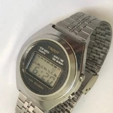 Relojes - Tissot: RELOJ VINTAGE TISSOT & FILS LCD DATA RECORDER. Lote 151667152