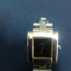 Relojes - Tissot: RELOJ DAMA TISSOT FUNCIONANDO. Lote 156062150