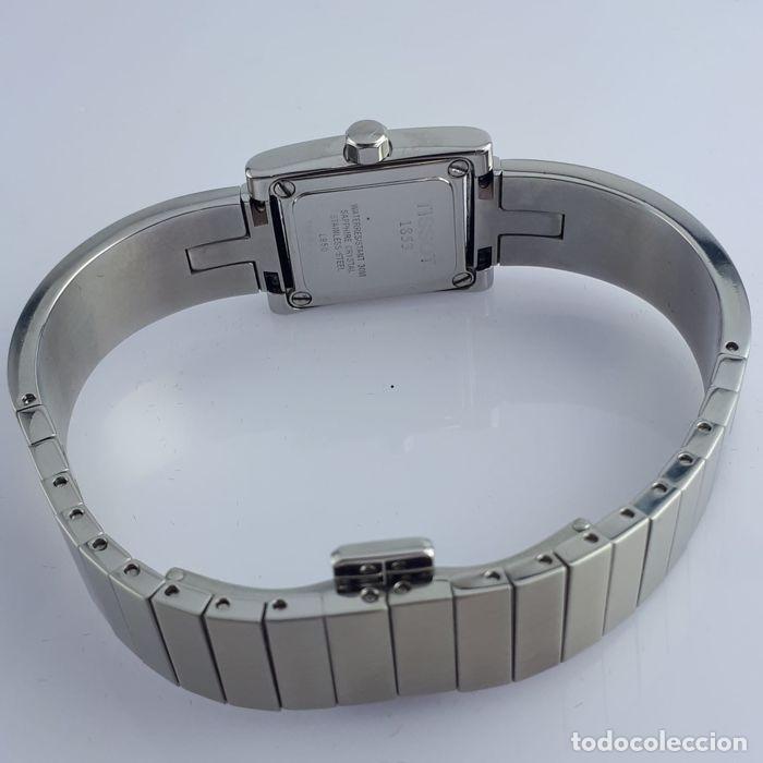 Relojes - Tissot: Reloj Tissot Mother Of Pearl para mujer, modelo L950, 2010, perfecto estado. Caja de reloj. - Foto 5 - 160320726