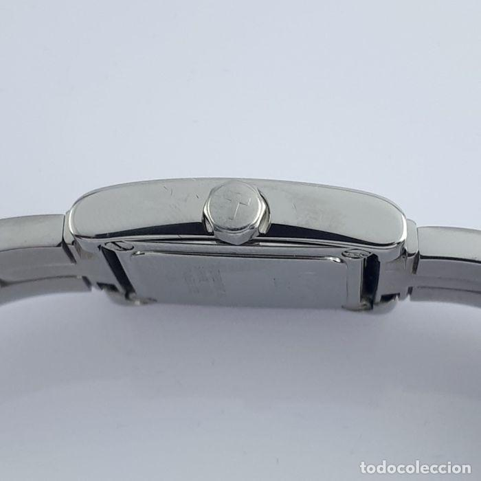 Relojes - Tissot: Reloj Tissot Mother Of Pearl para mujer, modelo L950, 2010, perfecto estado. Caja de reloj. - Foto 6 - 160320726