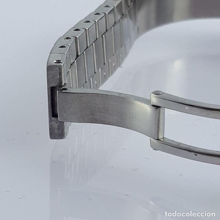 Relojes - Tissot: Reloj Tissot Mother Of Pearl para mujer, modelo L950, 2010, perfecto estado. Caja de reloj. - Foto 8 - 160320726