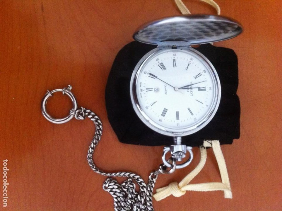 RELOJ DE BOLSILLO TISSOT (Relojes - Relojes Actuales - Tissot)
