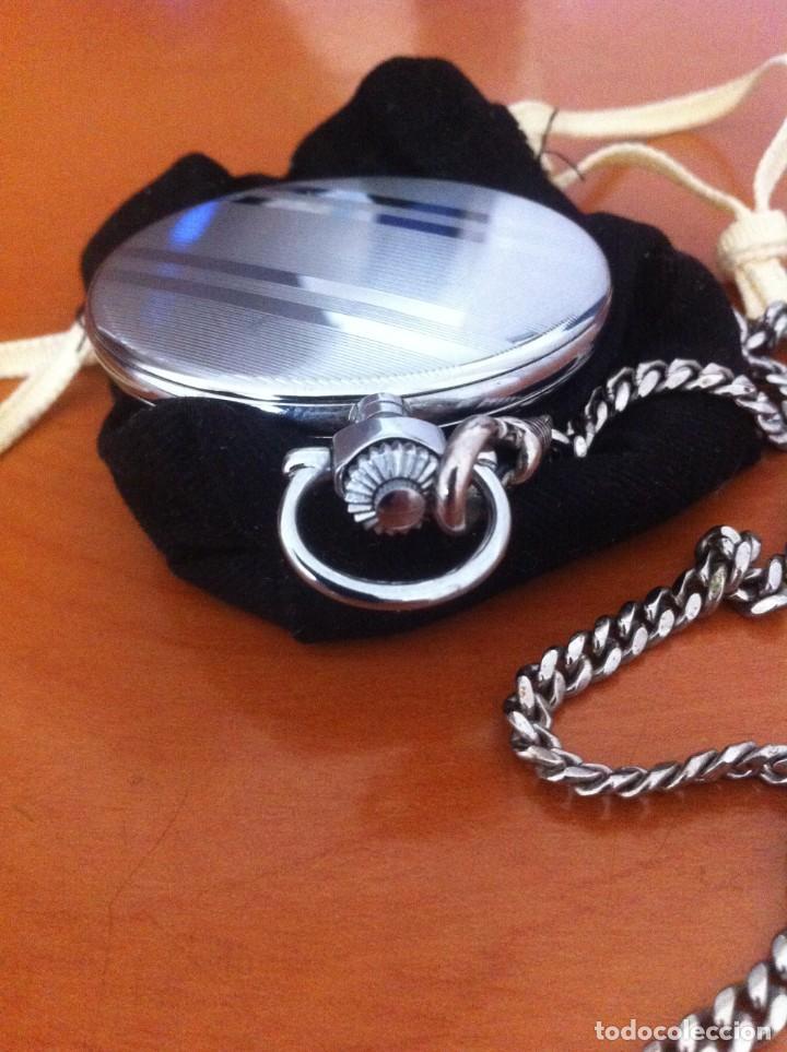 Relojes - Tissot: RELOJ DE BOLSILLO TISSOT - Foto 4 - 165827290
