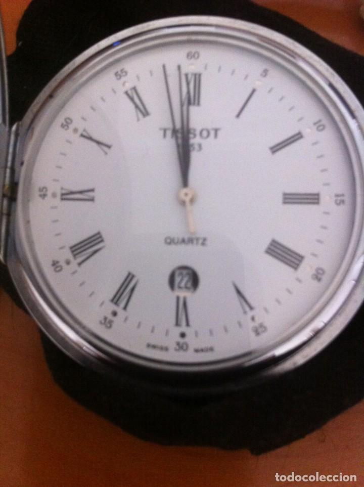 Relojes - Tissot: RELOJ DE BOLSILLO TISSOT - Foto 5 - 165827290