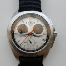 Relojes - Tissot: TISSOT PRC100 CRONÓGRAFO. Lote 172113830