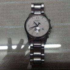 Relojes - Tissot: IMPRESIONANTE RELOJ TISSOT DE HOMBRE 1853 STYLIS-T FUNCIONANDO MIREN FOTOS. Lote 172725340