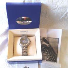 Relojes - Tissot: TISSOT SEVEN T 690 TITANIO CAJA Y PULSERA, CRISTAL ZAFIRO, DIGITAL 7 FUNCIONES, COMO NUEVO. Lote 172753869