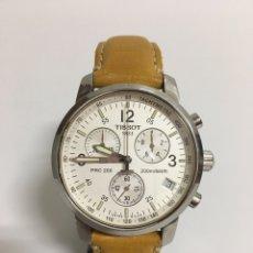 Relojes - Tissot: RELOJ TISSOT PRC 200 CRONÓGRAFO DIVER 200 MTS. Lote 172914202
