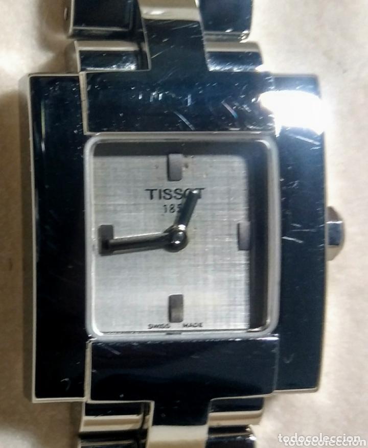 Relojes - Tissot: Reloj mujer. Tissot L730K. Año 1999. - Foto 4 - 173808892
