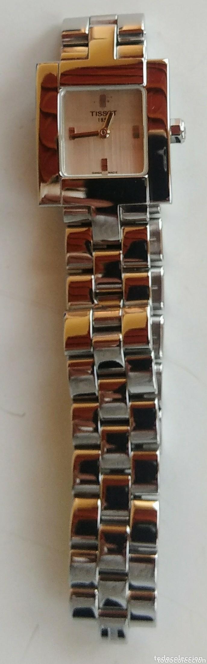 Relojes - Tissot: Reloj mujer. Tissot L730K. Año 1999. - Foto 3 - 173808892