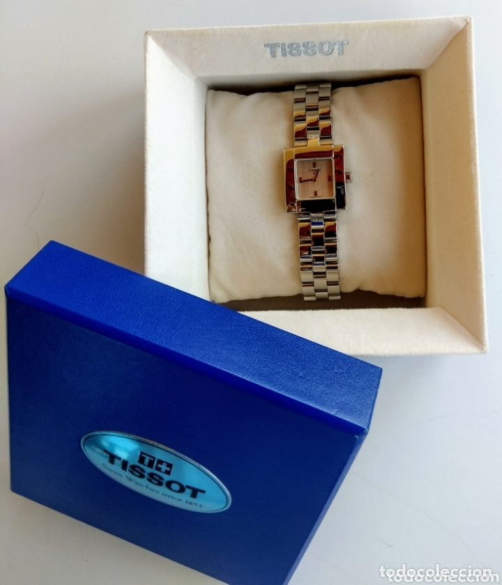 RELOJ MUJER. TISSOT L730K. AÑO 1999. (Relojes - Relojes Actuales - Tissot)