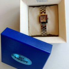 Relojes - Tissot: RELOJ MUJER. TISSOT L730K. AÑO 1999.. Lote 173808892