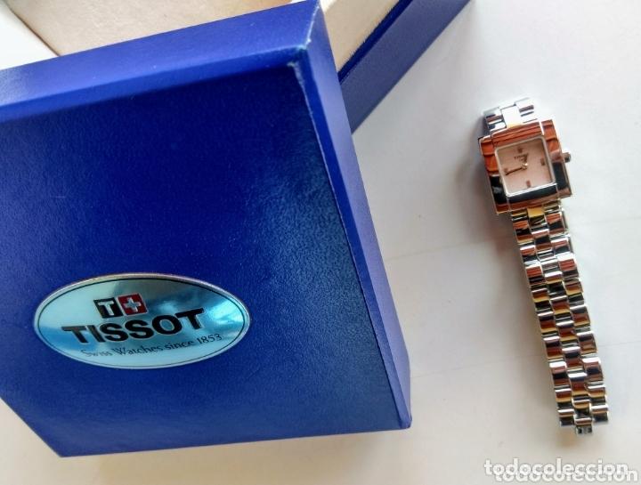 Relojes - Tissot: Reloj mujer. Tissot L730K. Año 1999. - Foto 2 - 173808892